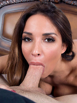 Desperate real estate agent Anissa Kate will do anything to make a sale