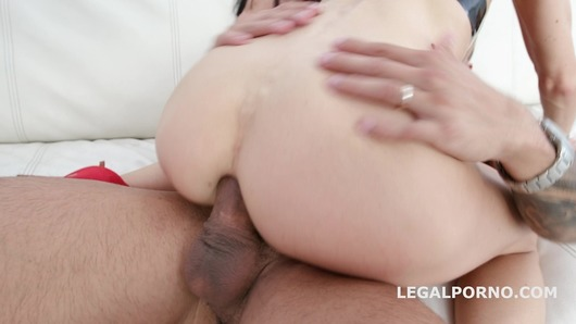 Allatra Hot in Allatra Hot 2on2 Anal Fisting with Balls Deep Anal, DAP, Gapes, ATM, Swallow GL063