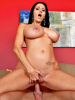 Ava Addams gets even on her husband for cheating her