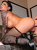 Christy Mack get her beautifil butt banged by his big boner