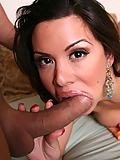 Sienna West fantasizes about riding a 12 inch long pole