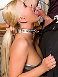 Andi Anderson taking his thick shaft in all holes