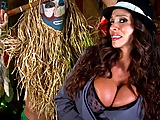 Ariella Ferrara goes to a witch doctor to find a way to win her man back. There's just one catch: the love potion won't work unless this hot Milf is really turned on when she uses it. The witch doctor gets busy riling up his patient, and bringing her to the multiple orgasms that are a key part of making this charm work.