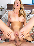 Brett Rossi stars in her first ever boy-girl sex scene