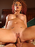 Joslyn James takes full advantage of the young man she finds in her bedroom