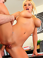 Shyla Stylez gets her tight ass impaled by her ex husband