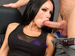 Raven Bay - Video preview from Naughty Office