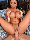 Priya Rai sucking and fucking the police officer's stick