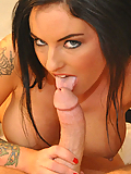 Christy Mack wants him to stick his cock deep in her ass