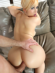 Chelsea Grinds gets her ass fucked for the very first time