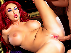Sultry and voluptuous porn star Summer Brielle knows how to put on a show. She can sing the best tune in town, she knows her way around the pole, and of course she can fuck like a rabbit. She's not bad, she's just drawn to big dicks!