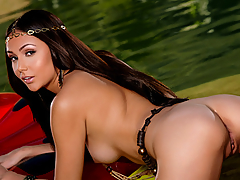 Watch a free Twistys video preview starring Ariana Marie!