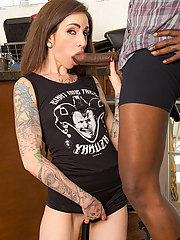 Sheena Rose bangs her landlord to pay the rent