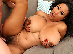 Danni Lynne - Video preview from Big Naturals