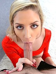 Ryan Riesling gets her sweet pussy stuffed with a hard dick