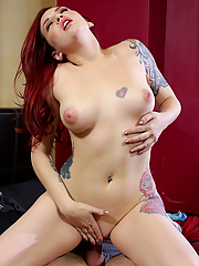 Amber Ivy bangs her new stepdad to get back at her mother