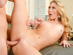 Weddings make AJ Applegate horny, so she decides to fuck the help before heading back to the wedding party.