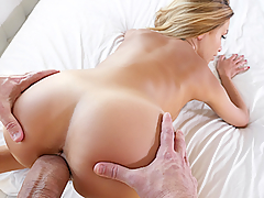 Hot girl pays a visit to her boyfriend's room mate and decides to fuck him... Watch a hardcore video preview starring Subil Arch, courtesy of Porn Pros Network!