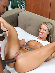 Candice Dare takes her client's dick up the ass to sell a house