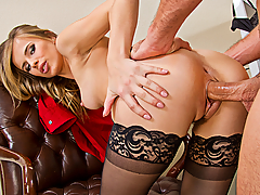 Jillian Janson - Video preview from Naughty Office