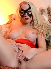 Ms Marvel (Xena Wilkes) loves smoking and getting nude