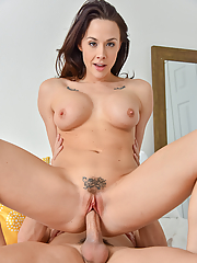 Chanel Preston is going all out