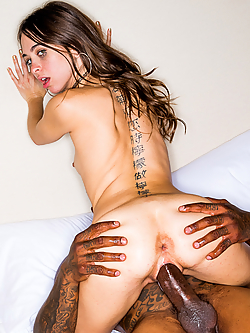 Riley Reid enjoys insane sex with her dream man
