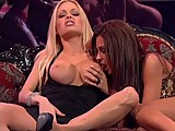 This clip from Night Calls by Playboy features Jesse Jane talking dirty and taking her big tits and her pretty little pussy out to play with while she talks about sucking a big hard cock.