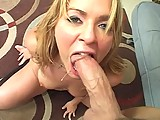 This clip from Big Oiled Up Asses 2 by Lethal Hardcore features the superhot and horny Alice Bell on her knees fucking that hard dick with her mouth jerking it and stroking it smacking her face with it gagging on it getting her fill.