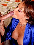 Rhylee Richards gets revenge on her husband by fucking his assistant