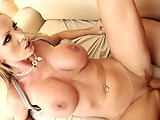 This clip from Busty Housewives 3 by Elegant Angel Productions features Nikki Benz giving a truly spectacular blowjob fucking that big dick with her throat gagging on it and taking it deep and nasty.