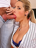 Daria Glover gets screwed by her bad student in detention