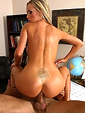 Nikki Benz gets assfucked by her Professor on Graduation Day