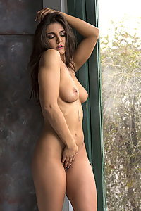 Tomi taylor exposes her sexy curves the window-31264